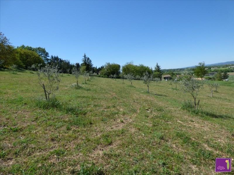 Vente terrain Barjac 67000€ - Photo 3