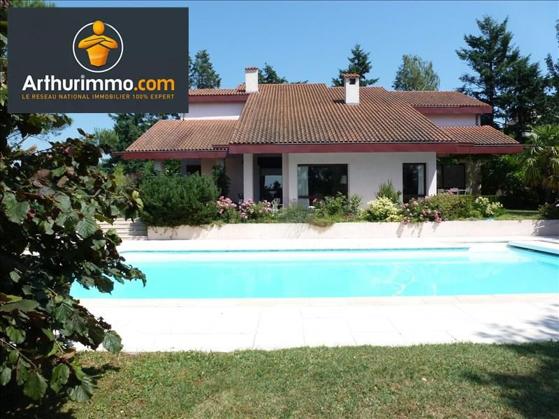 Vente de prestige maison / villa Villerest 495 000€ - Photo 1