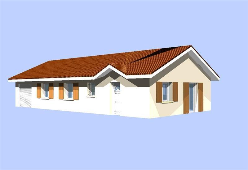 Constructeur de maisons individuelles bourgoin jallieu for Garage a bourgoin jallieu