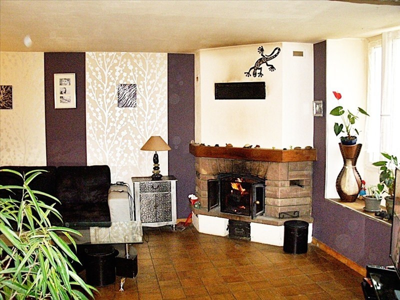 Vente maison / villa Baccarat 136500€ - Photo 2