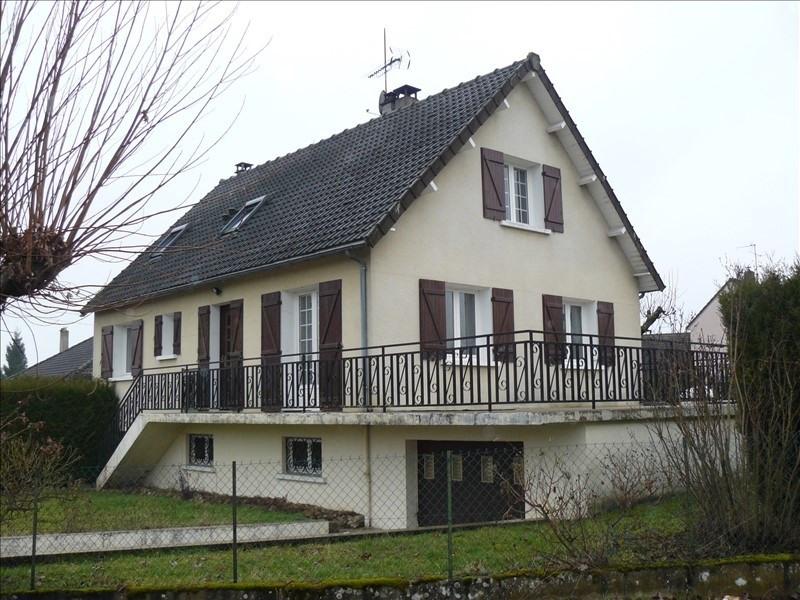 Vente maison / villa Brienon sur armancon 144000€ - Photo 1