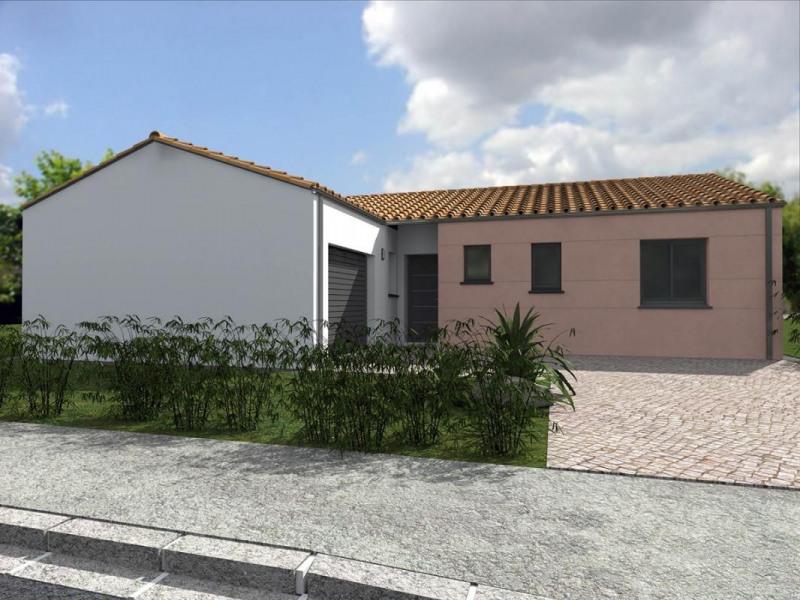 Maison  5 pièces + Terrain 565 m² La Ferrière par ALLIANCE CONSTRUCTION LA ROCHE SUR YON