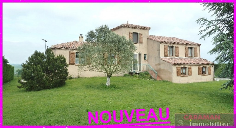 Sale house / villa Saint felix lauragais 360 000€ - Picture 1