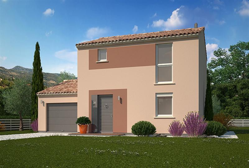 Maison  4 pièces + Terrain 700 m² Saint-Étienne-de-Crossey par Maisons familiales  Échirolles