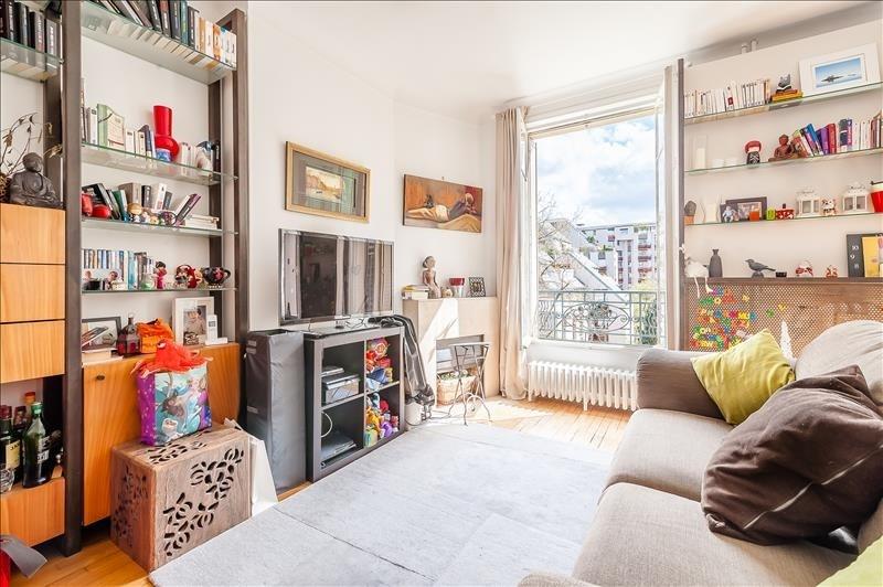 Vente appartement Paris 15ème 745000€ - Photo 2