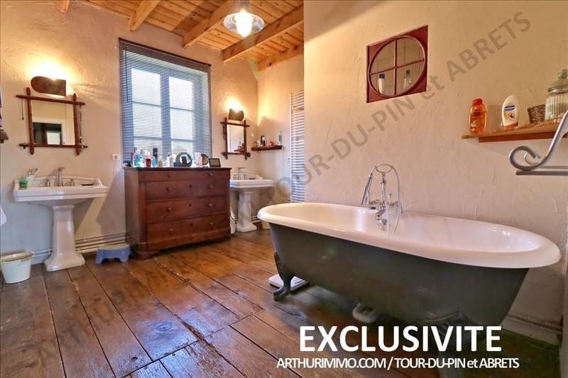 Sale house / villa La tour du pin 399000€ - Picture 8