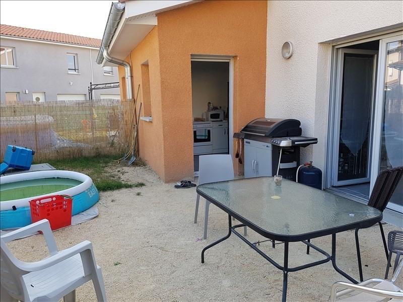 Rental house / villa Chanas 731€ CC - Picture 2
