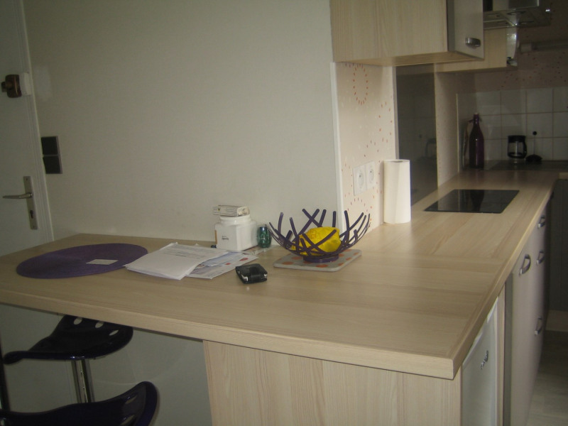 Location appartement Vannes 325€ CC - Photo 1