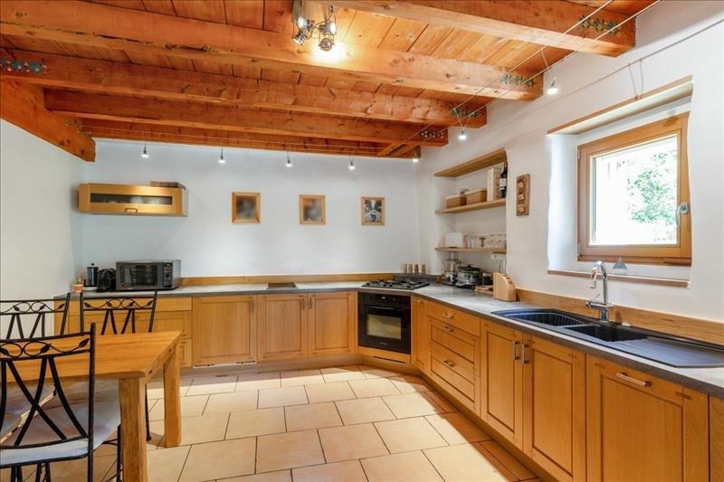 Vente maison / villa Menthonnex sous clermont 525000€ - Photo 3