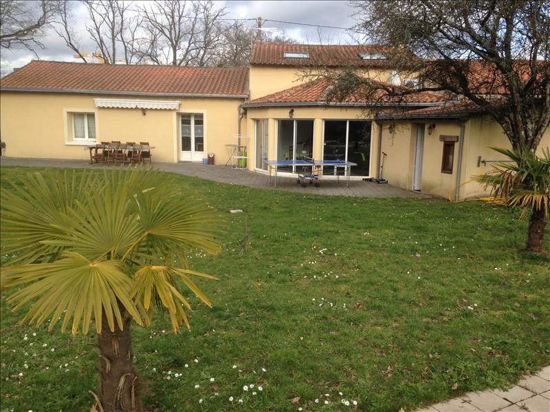 Sale house / villa Saint herblain 404000€ - Picture 1