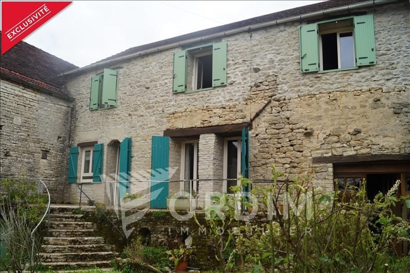 Sale house / villa Cruzy le chatel 126 500€ - Picture 7
