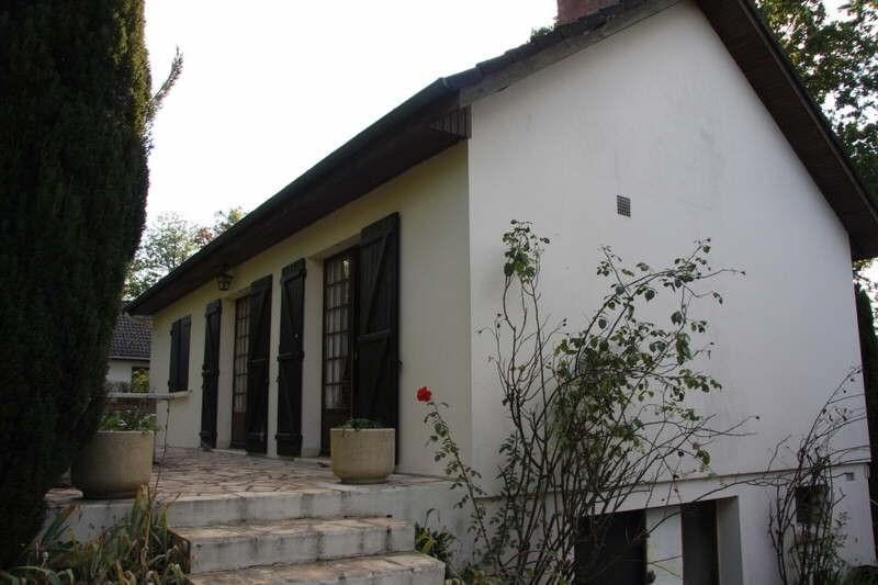 Rental house / villa La neuve lyre 600€ CC - Picture 1