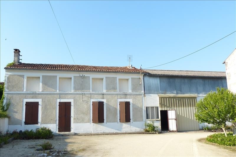 Sale house / villa St jean d angely 158250€ - Picture 1