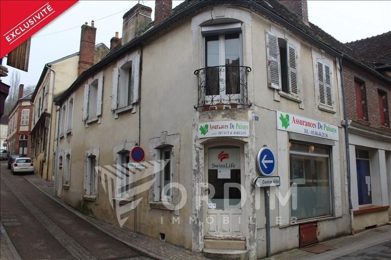 Produit d'investissement immeuble Toucy 86000€ - Photo 1