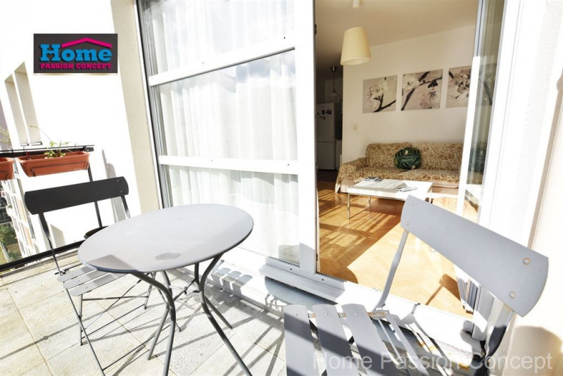 Sale apartment Nanterre 280000€ - Picture 1