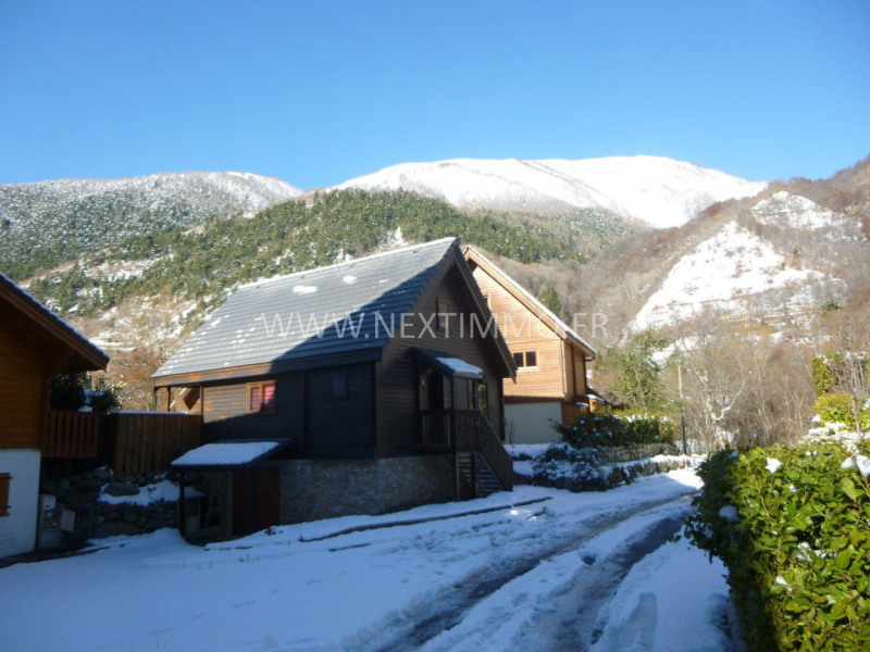 Venta  casa Saint-martin-vésubie 284000€ - Fotografía 13
