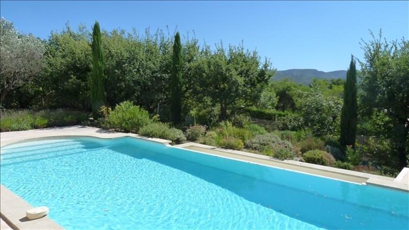 Vente maison / villa Malemort du comtat 519000€ - Photo 4