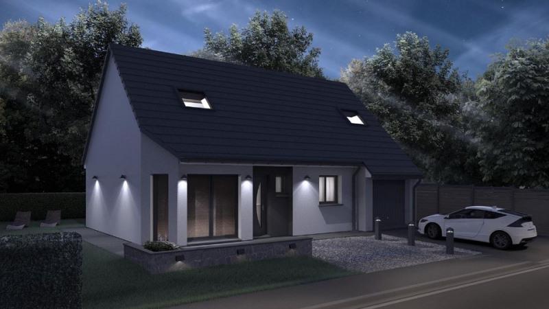 Maison  5 pièces + Terrain 1300 m² Charleval par LES MAISONS EXTRACO - AGENCE DES ANDELYS