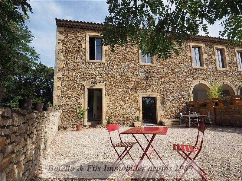 Sale house / villa Laudun 379900€ - Picture 1