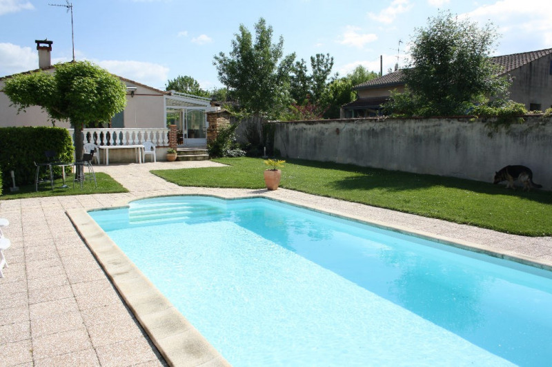 Vente maison / villa La salvetat saint gilles 339 000€ - Photo 2