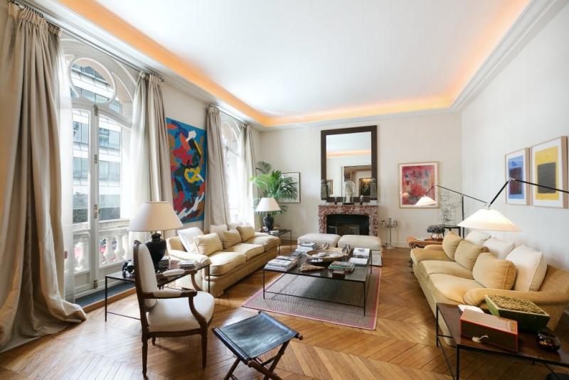 Venta de prestigio  apartamento Paris 16ème 3970000€ - Fotografía 3