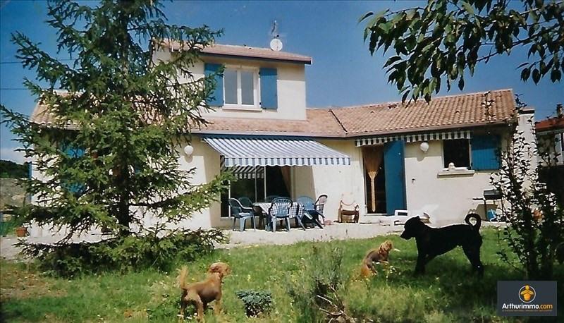 Vente maison / villa Annonay 210000€ - Photo 1