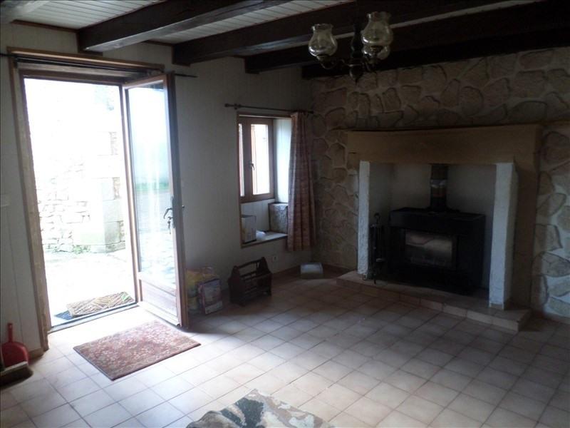 Vente maison / villa Lussac les chateaux 60000€ - Photo 4
