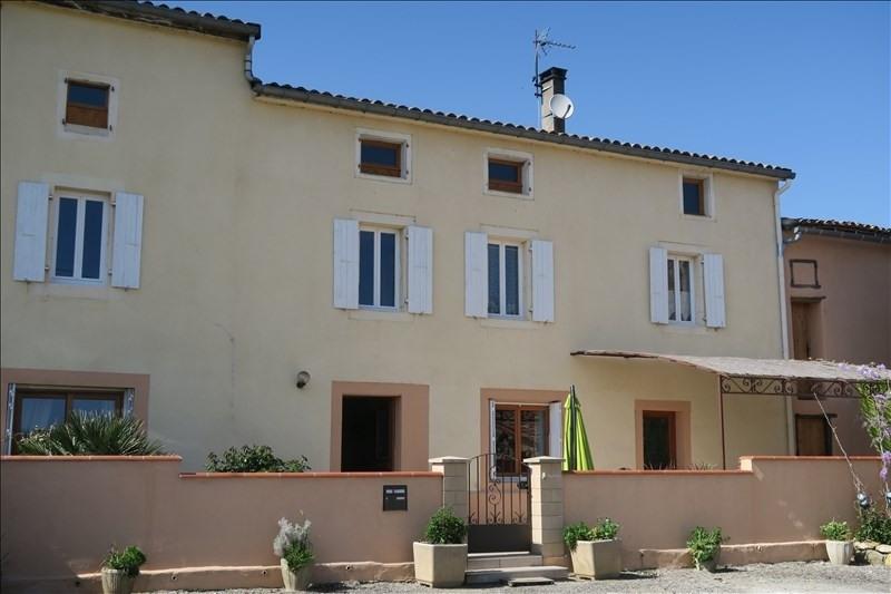 Vente maison / villa Mirepoix 360000€ - Photo 1