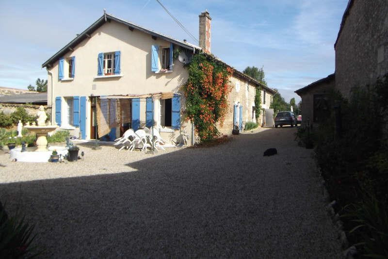 Vente maison / villa Chef boutonne 359000€ - Photo 1
