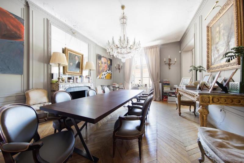 Verkoop van prestige  appartement Paris 7ème 5600000€ - Foto 5