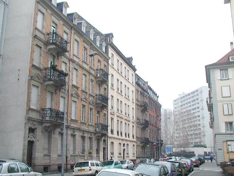 Alquiler  apartamento Strasbourg 620€ CC - Fotografía 2