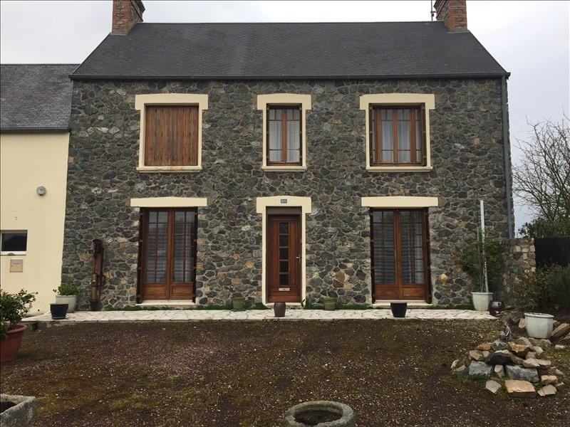 Sale house / villa Creances 132350€ - Picture 1