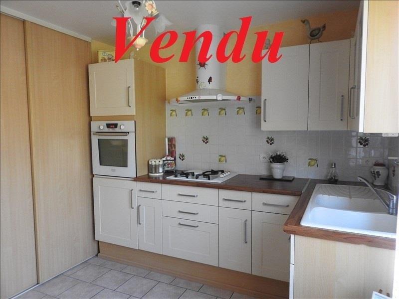 Sale apartment Chatillon sur seine 89000€ - Picture 1