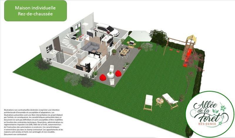 Produit d'investissement maison / villa Breval 255000€ - Photo 2
