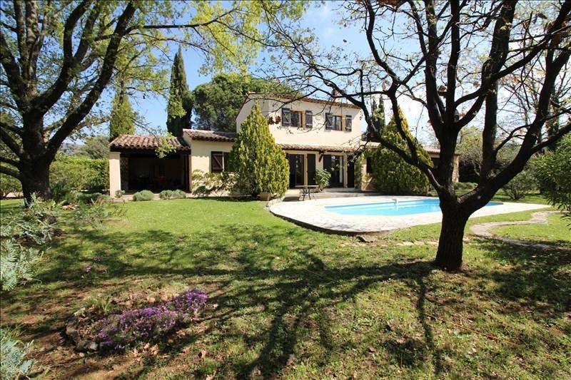 Vente maison / villa Saint cezaire sur siagne 494500€ - Photo 2