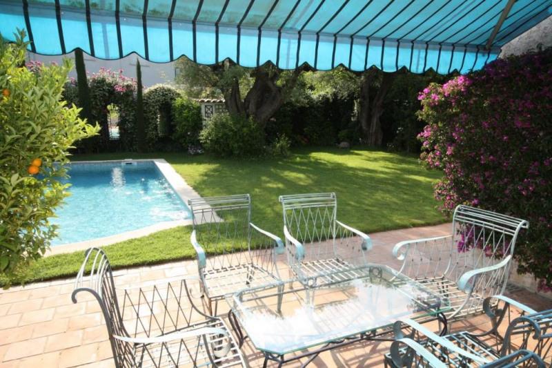 Vacation rental house / villa Juan-les-pins  - Picture 2