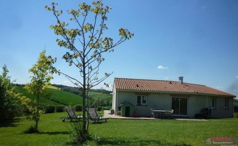 Vente maison / villa Villefranche secteur 312000€ - Photo 1