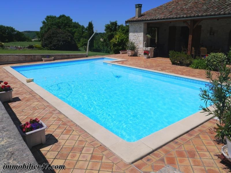 Vente de prestige maison / villa Prayssas 405 000€ - Photo 11