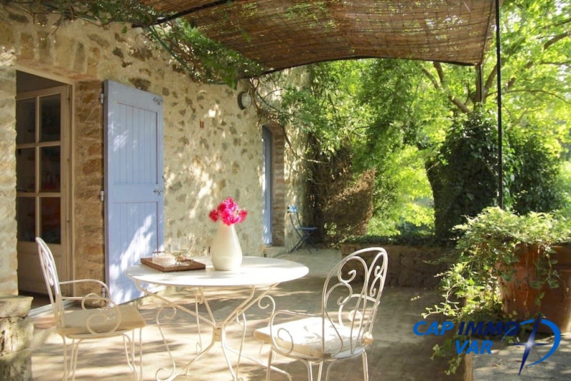 Deluxe sale house / villa Evenos 699 000€ - Picture 5