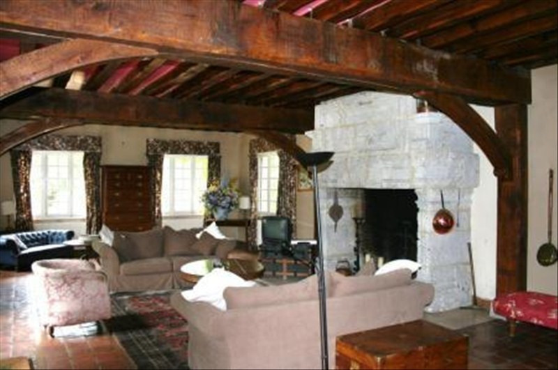 Sale house / villa Conches en ouche 410000€ - Picture 13
