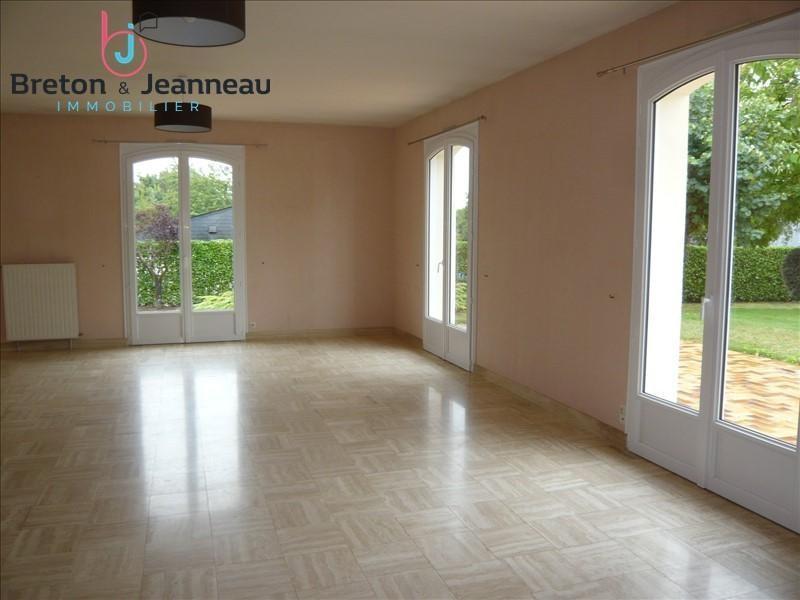 Vente maison / villa Argentre 309920€ - Photo 4