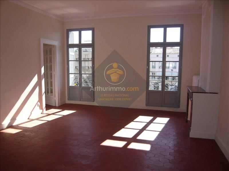 Rental apartment Sete 1 300€ +CH - Picture 1