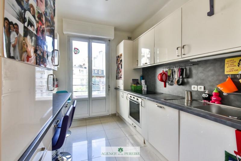 Deluxe sale apartment Paris 16ème 1050000€ - Picture 5