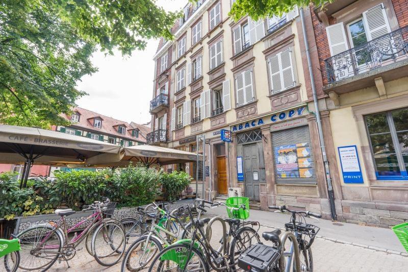 Locação para as férias apartamento Strasbourg 550€ - Fotografia 10