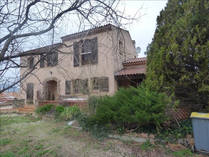 Sale house / villa La moutonne 385000€ - Picture 1