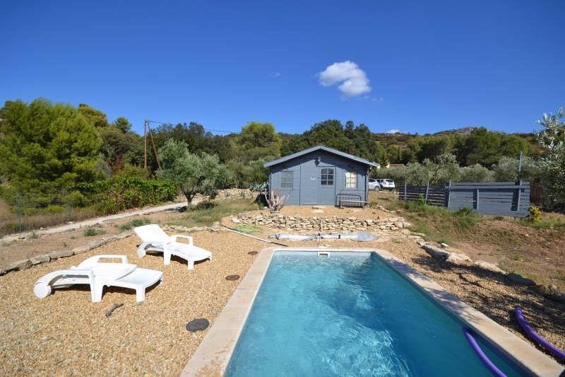 Vente de prestige maison / villa Cheval blanc 595000€ - Photo 5
