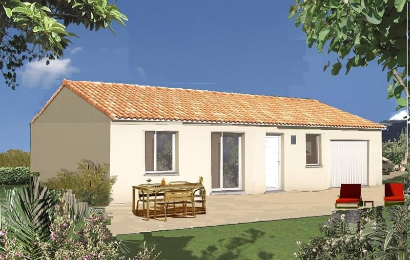 Maison  5 pièces + Terrain 300 m² Montpellier par VILLAS TERRA MERIDIONA