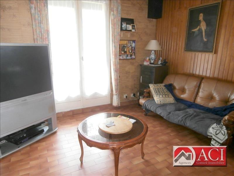 Vente maison / villa Montmagny 420000€ - Photo 2