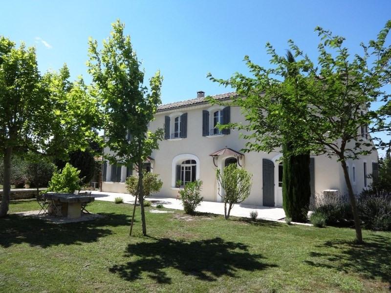 Vente de prestige maison / villa Le thor 720000€ - Photo 2