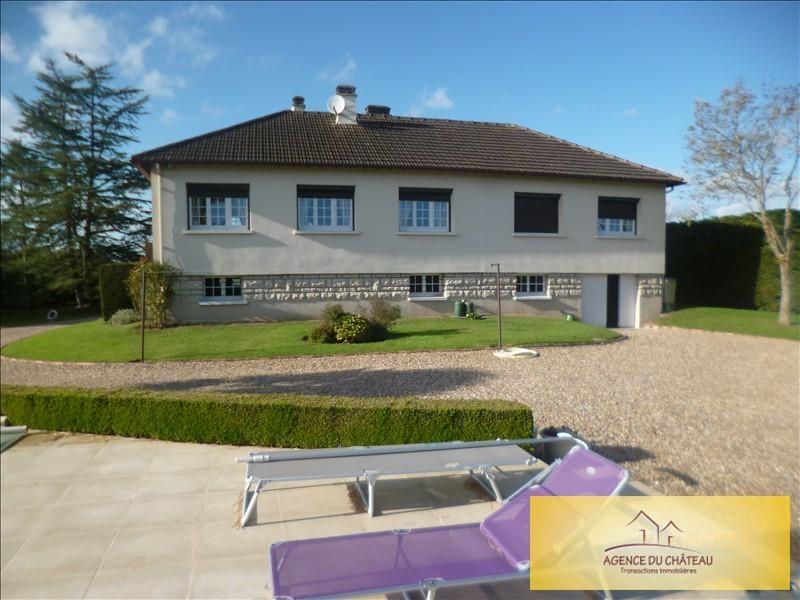 Vente maison / villa Breval 310000€ - Photo 3